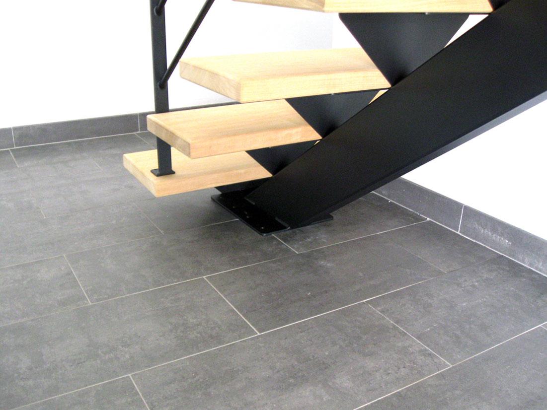 escaliers garde corps tecam tal. Black Bedroom Furniture Sets. Home Design Ideas
