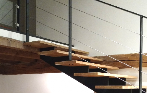 Escaliers / Garde-corps