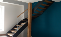 escalier classique