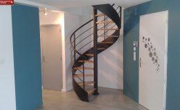 Petit escalier hélicoïdal